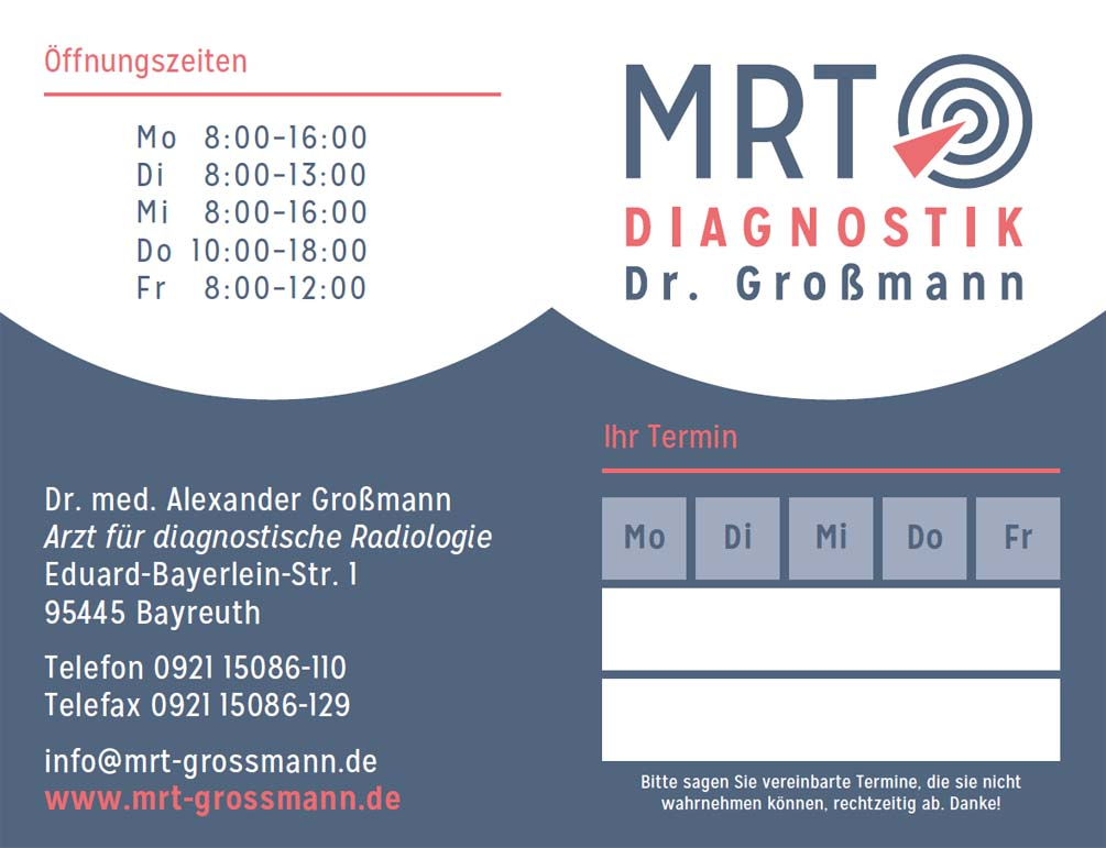 Präzisions-MRT